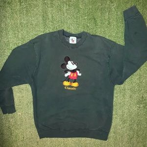 Other - Vintage Mickey Mouse crew neck sweater
